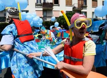 Carnaval de Ris-Orangis édition 2017 en vidéo