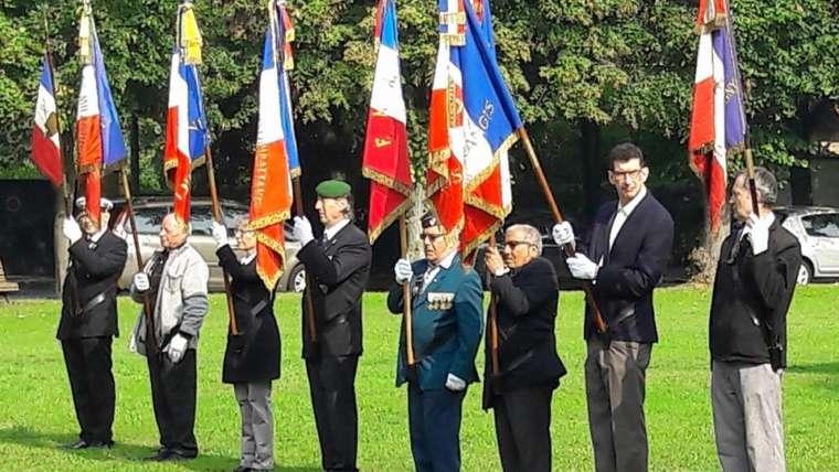 Commémoration du 73ème Anniversaire de la Libération de Ris-Orangis