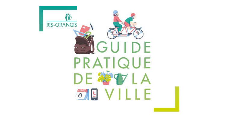 Le nouveau guide pratique de Ris-Orangis 2017-2018 est arrivé