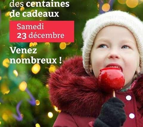 Célébrez noël au marché de Ris-Orangis samedi 23 décembre
