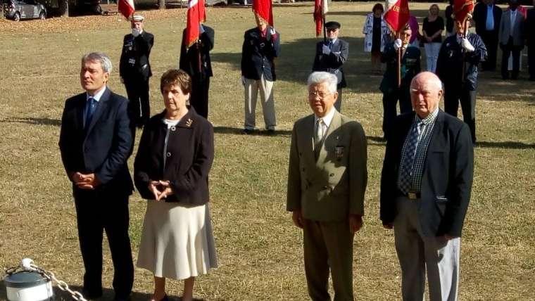74ème anniversaire de la libération de Ris-Orangis