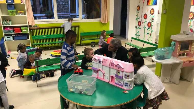Ris-Orangis: Accueil des enfants de la maternelle au CM2 tous les matins
