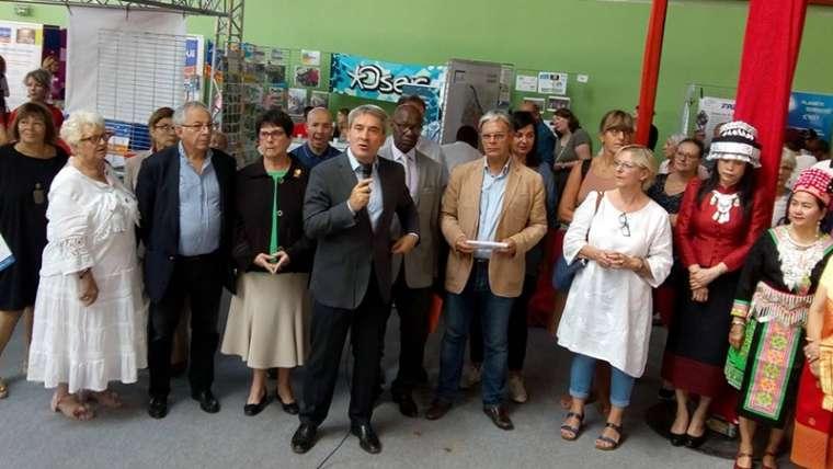 Grand succès du Forum des Associations et du Sport à Ris-Orangis