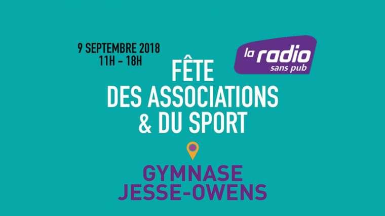 Radio Sans Pub: Stéphane Raffalli présente le forum des Associations et du Sport à Ris-Orangis