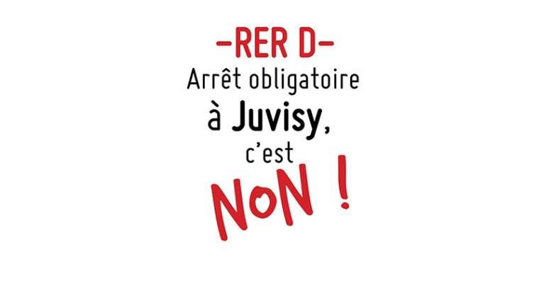 """Réunion Publique """"Quel avenir pour notre RER D?"""" ce mercredi 10 octobre"""