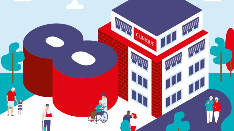 Ris-Orangis : La Clinique Pasteur, Pôle de Santé Régional