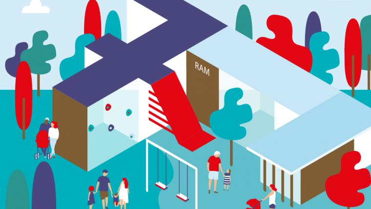 Ris-Orangis : Le RAM, un espace pense pour les familles et les professionnels