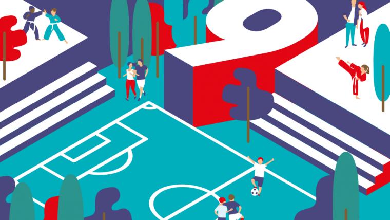 Ris-Orangis : Le Stade Gagneux entièrement réhabilité
