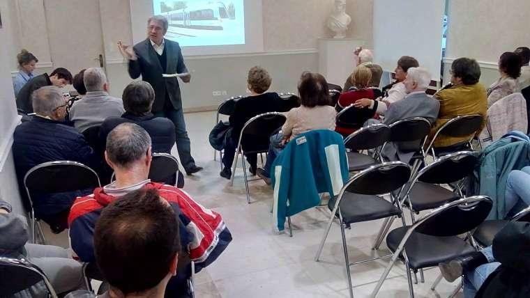 5ème Réunion publique de présentation des projets municipaux et budget 2019