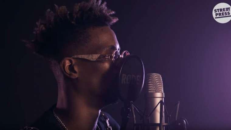Documentaire sur Kpoint, le rappeur de Ris-Orangis, réalisé par StreetPress
