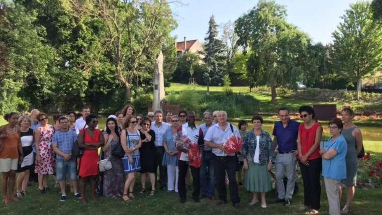 Cérémonie de remerciements aux directeurs d'écoles et enseignants de Ris-Orangis