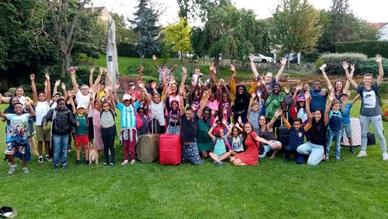 Plus de 200 enfants partis en vacances grâce à la Ville de Ris-Orangis