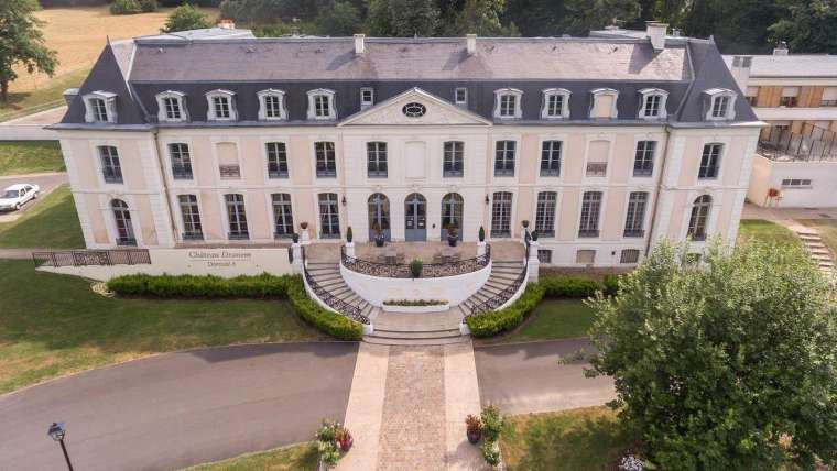 Château Dranem : notre patrimoine historique classé parmi les «12 trésors» d'Île-de-France