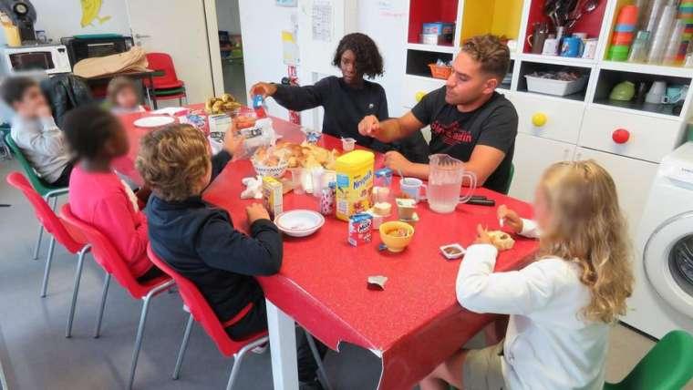 Ris-Orangis : Les petits déjeuners avant l'école existent depuis 50 ans