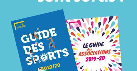 Ris-Orangis : Les guides des associations et des sports 2019-2020 sont disponibles