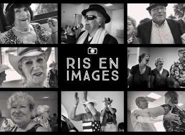 """Les seniors rissois à l'honneur sur """"Ris en Images"""""""