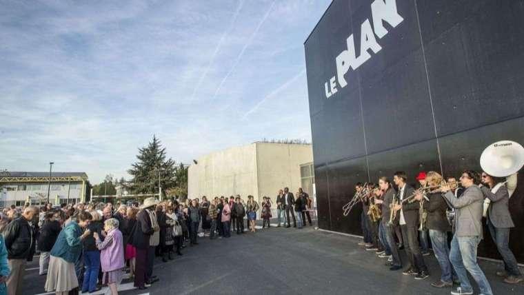 """Notre salle de concert """"Le Plan"""" obtient la labellisation nationale « Scène de Musique Actuelle »"""