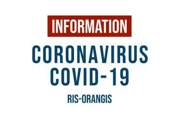 COVID-19 : Information municipale à l'adresse des Rissois.es.
