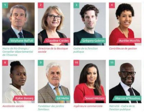 Ris-Orangis : Découvrez les Candidats de Ris Pour Tous