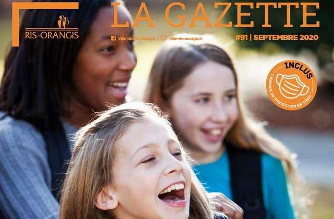 Une rentrée placée sous le signe de la vigilance et de la solidarité – Édito de Stéphane Raffalli paru dans la Gazette de Ris-Orangis – Septembre 2020