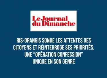 Le JDD : Ris-Orangis fait son grand débat sur le Covid-19