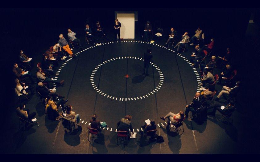 Ris-Orangis : Atelier-débat animé par Bruno Latour et son collectif «Où Atterrir ?»