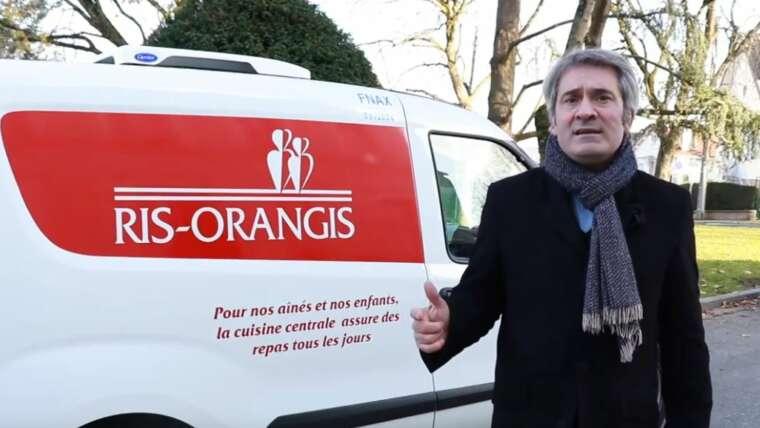 Ris-Orangis : Nos services municipaux restent mobilisés auprès de nos ainés