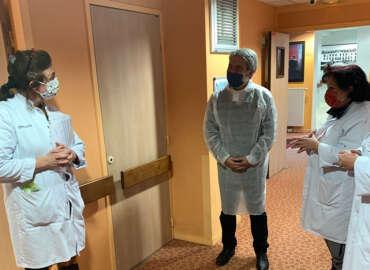 Ris-Orangis : Lancement de la première phase de vaccination dans les maisons de retraite