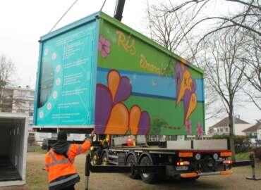 Ris-Orangis : Notre Maison Cœur de ville prend ses nouveaux quartiers