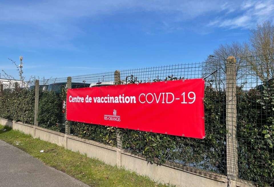 Important – Info centre de Vaccination contre la COVID-19 à Ris-Orangis