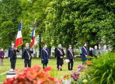 Ris-Orangis : Commémoration de la Victoire du 8 mai 1945