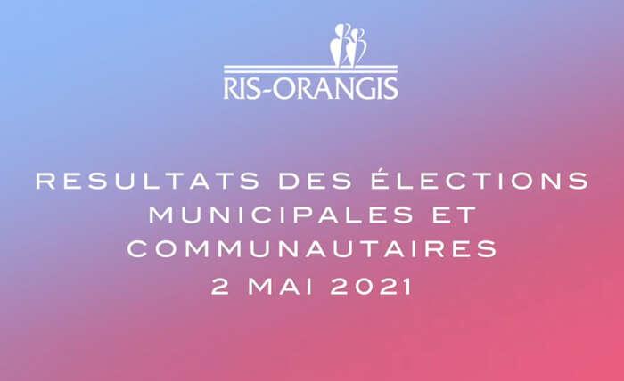 Résultats des Élections Municipales et Communautaires à Ris-Orangis