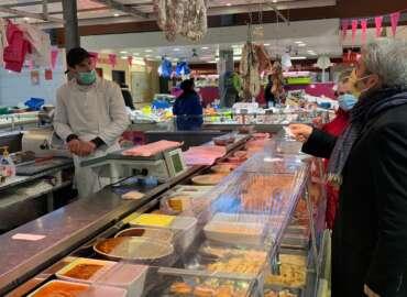 Le marché municipal de Ris-Orangis ouvert chaque samedi matin : Soutenons les commerçants Rissois