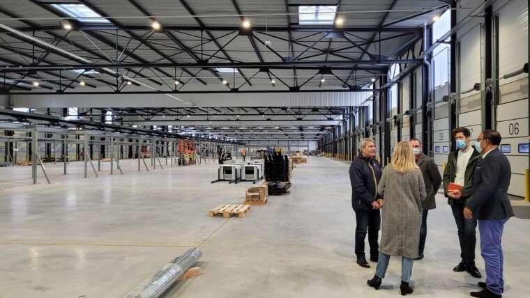 La « grande réserve du livre » s'installe à Ris-Orangis : plus de 100 emplois seront créés en 2022